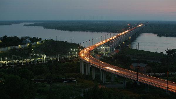 Города России. Архивное фото