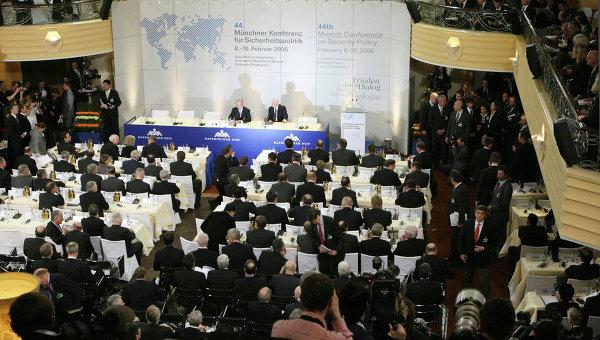 Мюнхенская конференция по вопросам политики безопасности. Архивное фото