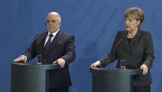 Меркель поделилась ожиданиями от переговоров с Путиным в Москве