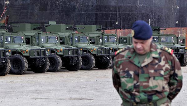 Саудовская Аравия оставит себе купленное для Ливана французское оружие