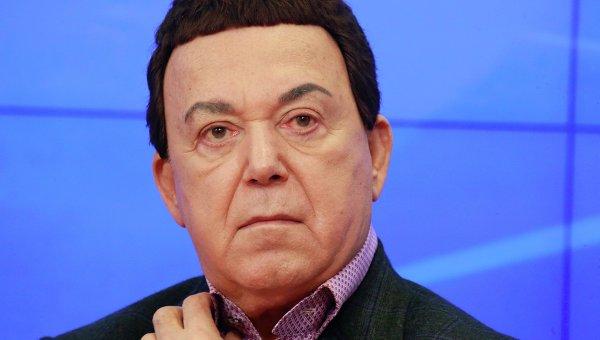 Первый заместитель председателя Комитета по культуре ГД РФ Иосиф Кобзон. Архивное фото