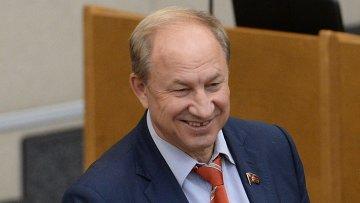 Первый заместитель председателя комитета ГД по делам национальностей Валерий Рашкин. Архивное фото