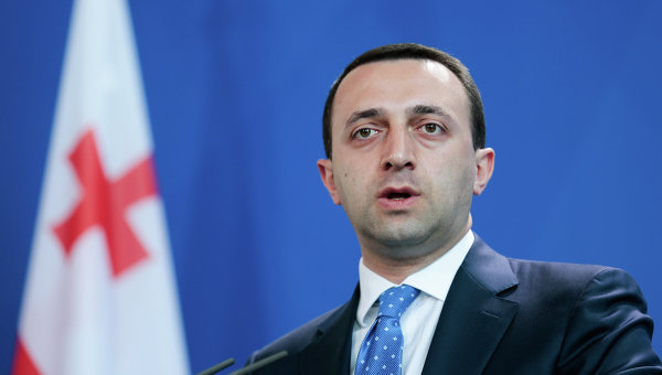 Премьер-министр Грузии Ираклий Гарибашвили. Архивное фото
