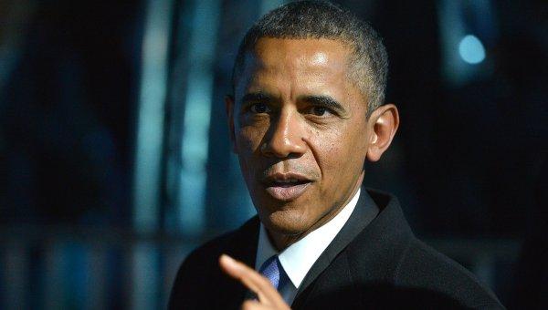 Президент США Барак Обама. Архивное фото.