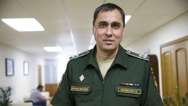 Директор департамента строительства Минобороны РФ Роман Филимонов