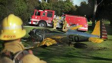 Харрисон Форд получил травмы в результате жёсткой посадки на одномоторном самолёте