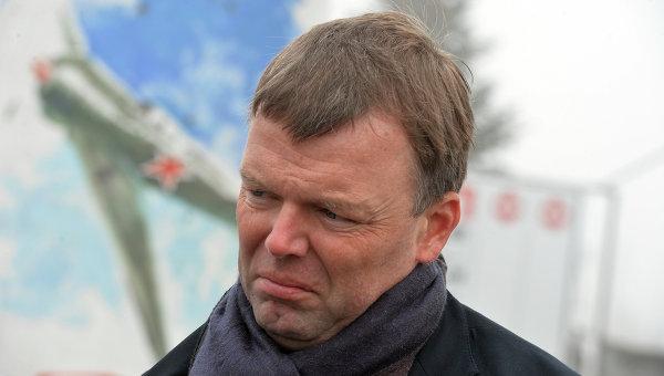 Представитель ОБСЕ Александр Хуг. Архивное фото