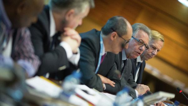 Президент Венецианской комиссии Джанни Букиккьо. Архивное фото