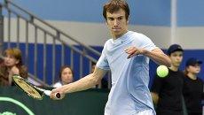 Российский теннисист Андрей Кузнецов. Архивное фото