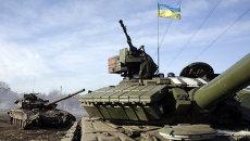 Военная техника украинской армии. Архивное фото