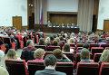 Социологическая Грушинская конференция на территории РАНХиГС в Москве