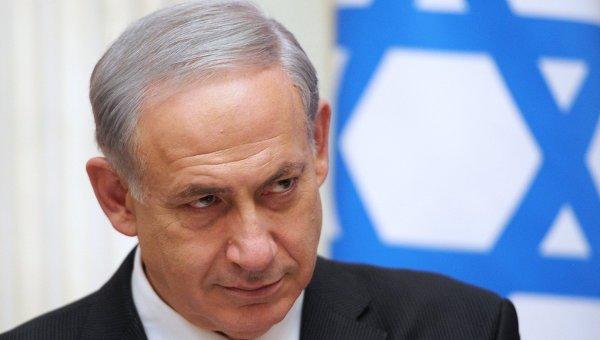 Премьер-министр Израиля Биньямин Нетаньяху на пресс-конференции с президентом России Владимиром Путиным