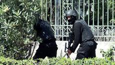 Силы безопасности Туниса. Архивное фото