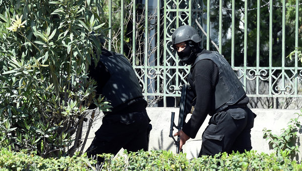 Силы безопасности Туниса