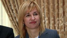 Глава Гагаузии Ирина Влах. Архивное фото