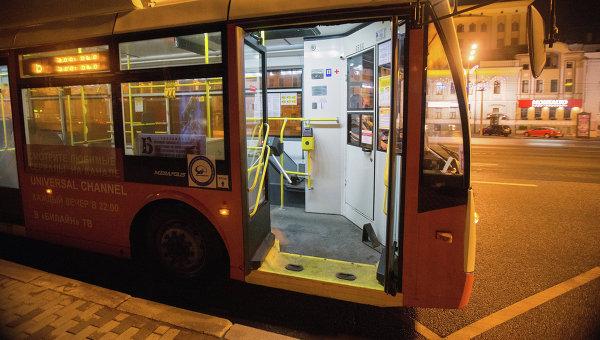 Осенью наТверскую улицу возвратятся троллейбусы