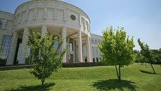 Резиденция президента Узбекистана. Архивное фото
