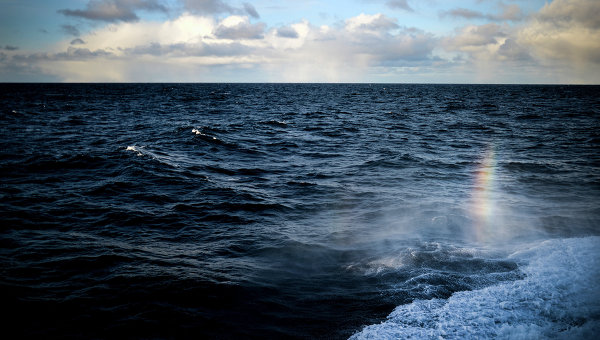 Море. Архивное фото