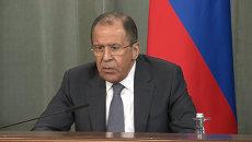 Лавров перечислил пункты минских договоренностей, которые не соблюдает Киев
