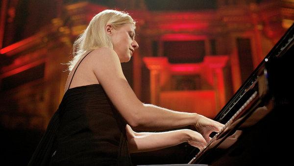Украинская пианистка Валентина Лисица. Архивное фото