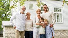Счастливая семья. Архив