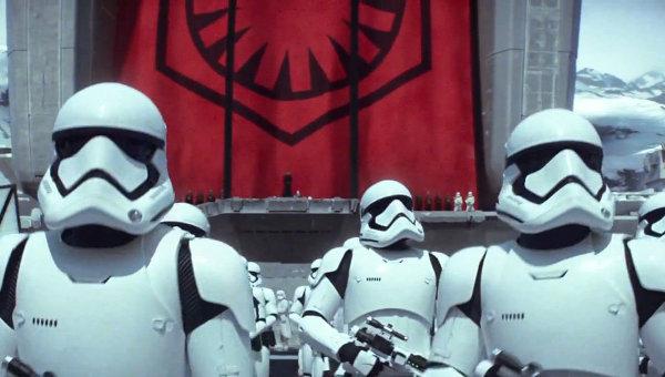 Кадр из трейлера к фильму Звёздные войны. Эпизод VII: Пробуждение Силы