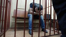 На заседании Мосгорсуда по делу об убийстве Немцова. Архивное фото