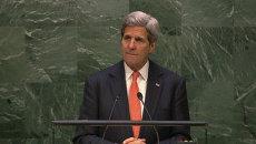 Джон Керри назвал условия для нераспространения ядерного вооружения