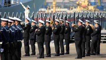 Российско-китайские учения Морское взаимодействие - 2015 открылись в Новороссийске. Архивное фото
