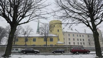 Страны мира. Латвия. Рига. Архивное фото
