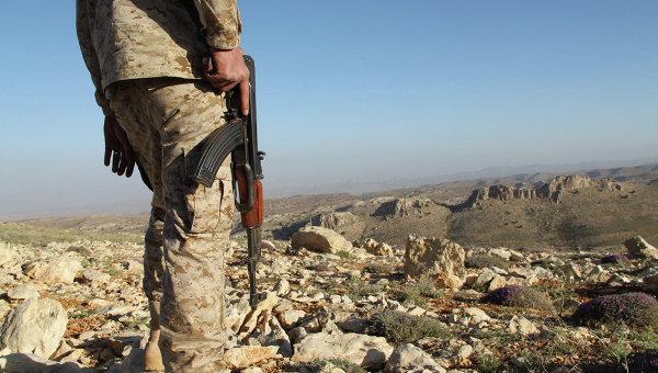 Один день с бойцами Хезболлах. Архивное фото