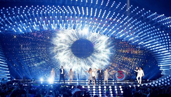 Финал конкурса Евровидение. Архивное фото