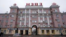 Новочеркасский электровозостроительный завод. Архивное фото