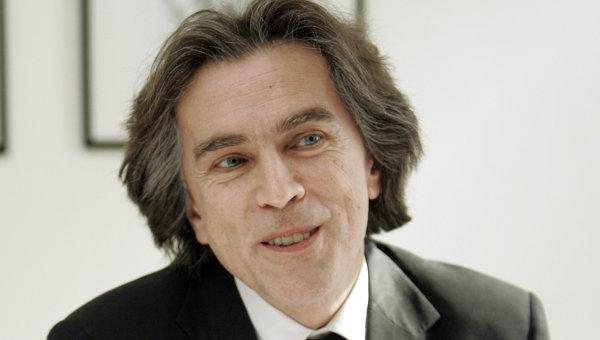 Посол Австрии Эмиль Брикс. Архивное фото