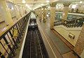 Московское метро. Станция Комсомольская