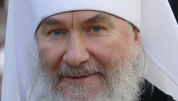 Управляющий делами Московской Патриархии митрополит Калужский и Боровский Климент