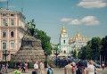 Вид Киева