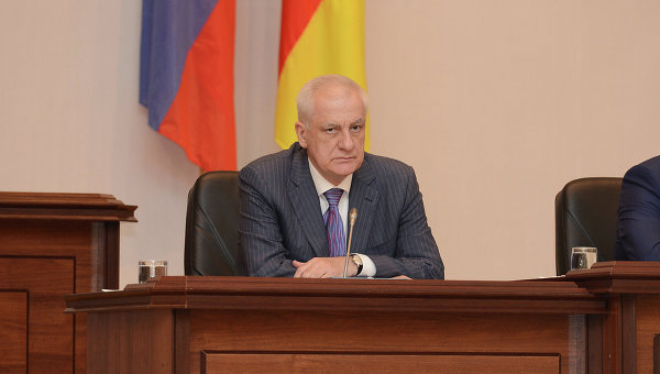 Временно исполняющий обязанности главы Республики Северная Осетия - Алания Тамерлан Агузаров