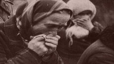 Память и скорбь: свобода, оплаченная миллионами жизней. Кадры из архива