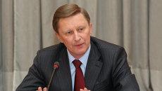 Технологический брак - причина неудач Булавы, заявил Сергей Иванов