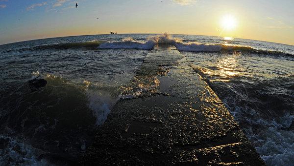 Черное море. Архивное фото