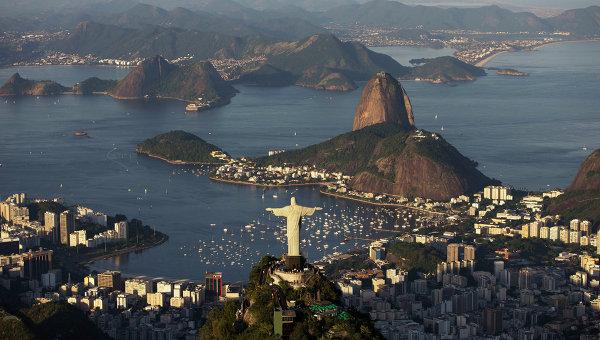 Статуя Христа-Искупителя в Рио-де-Жанейро. Архивное фото