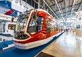 """Один из стендов на открытии Международной промышленной выставки """"Иннопром 2015"""""""