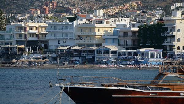 Херсониссос. Греция. Архивное фото