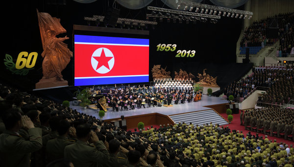 КНДР отмечает 60-ю годовщину окончания Корейской войны. Архивное фото