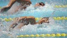 Соревнования по плаванию на летней Универсиаде. Архивное фото