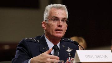 Генерал ВВС США Пол Селва