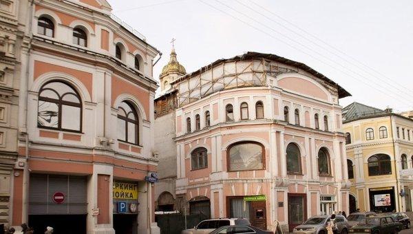 Церковь Ильи Пророка в Китай городе в Москве