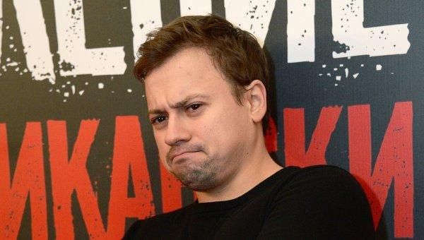 Актер Андрей Гайдулян. Архивное фото