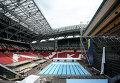 Плавательный бассейн на стадионе Казань Арена в Казани